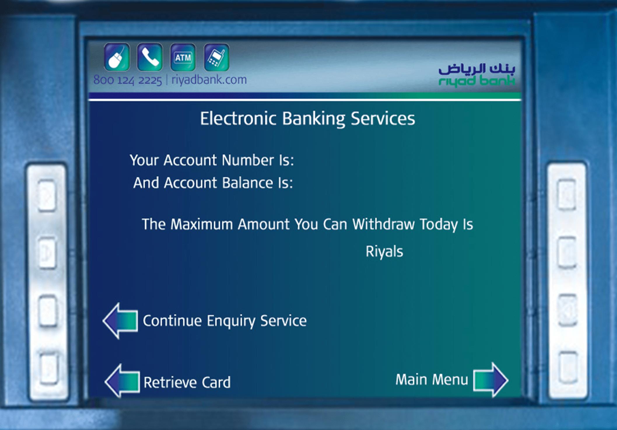 Riyadh bank - EBOX Solutions